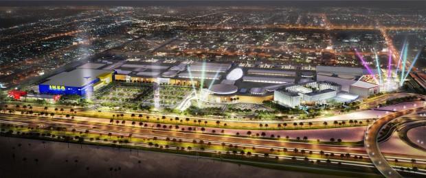 Doha City Festival - Konzepgrafik
