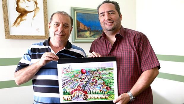 """ErotikaLand""  Paulo Meirelles und Mauro Morata"