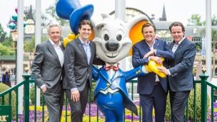 Michael und Thomas Mack als weitere Europa-Park-Geschäftsführer bestellt