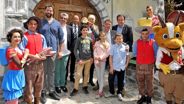 Eröffnung des Schellen-Urlsi-Haus im Europa-Park