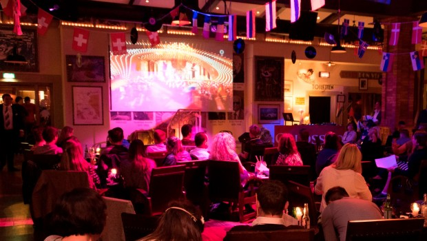 Eurovision Song Contest 2016 Public Viewing im Europa-Park