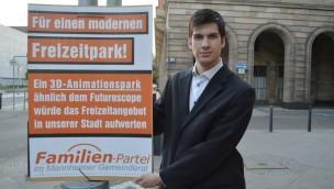 Freizeitpark für Mannheim? Kampagne wirbt für Projekt nach Futuroscope-Vorbild