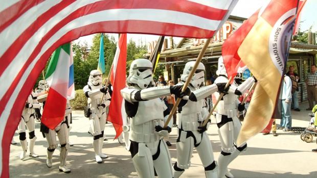 German Garisson Parade im LEGOLAND Deutschland