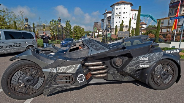 Gumball 3000 - Batmobil - Europa-Park