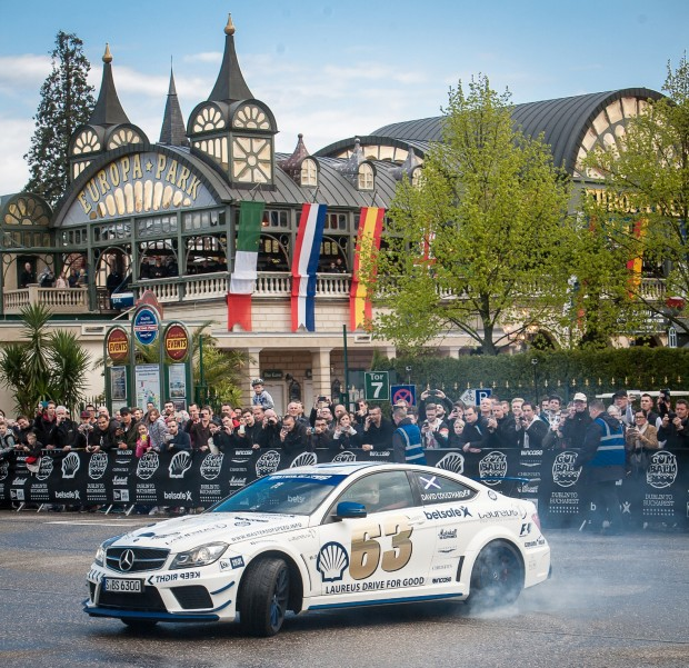 Gumball 3000 Europa-Park 2016 - David Coulthart