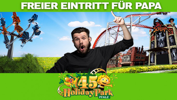 Vatertag im Holiday Park 2016