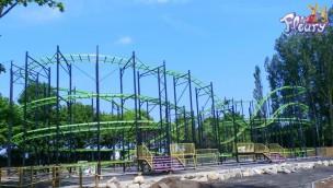 """Imoogi"" in Parc le Fleury - Aufbaubild"