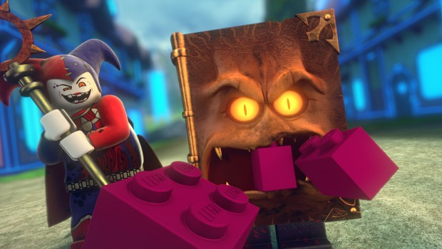 Jestro im LEGO NEXO Knights 4D-Film