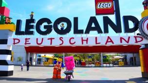 LEGOLAND Deutschland Weltrekord-Versuch 2016
