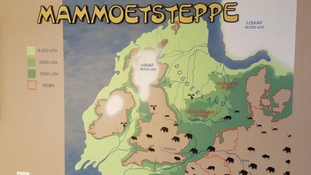 Mammutsteppe Ausstellung