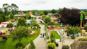 Parc du Bocasse 2016 mit neuen Attraktionen, neuem Eingang und Neugestaltungen