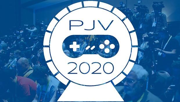 PJV2020 - Parc du Jeu Video 2020 - Logo