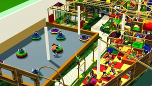 Steinwasen-Park - Luxi-Kinderland - Konzeptgrafik