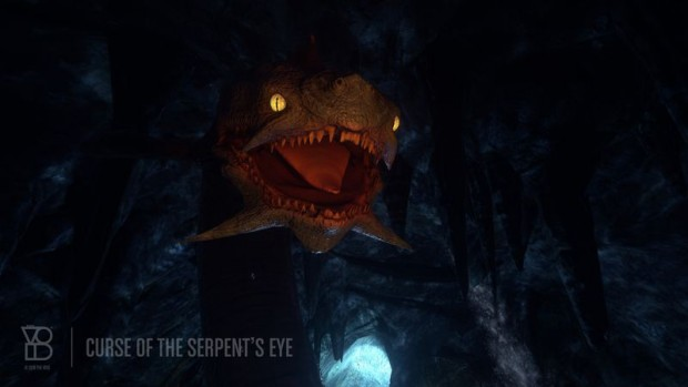 The Void Curse of the Serpent's Eye