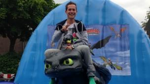 TOGGO Drachentag 2016 im Heide Park - Ankündigung
