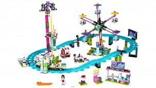 """Den eigenen Freizeitpark aus LEGO bauen: Neue """"LEGO Friends""""-Sets jetzt erhältlich"""