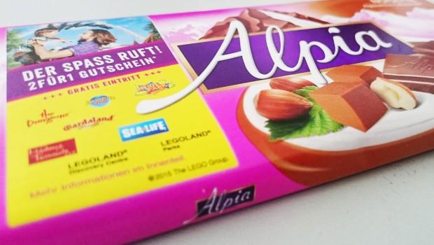 Alpia 2-für-1 Gutschein 2016