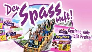 Alpia-Schokolade 2016 wieder mit Freizeitpark-Gutscheinen: Naschen und sparen!
