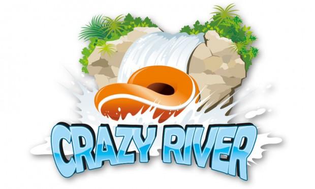 """Strömungskanäle """"Crazy River"""" im Aqualand Köln"""