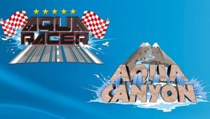 Neue Wasserrutschen im Aqualand Köln