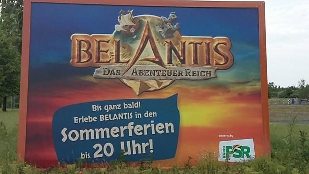 BELANTIS Öffnungszeiten in den Sommerferien 2016