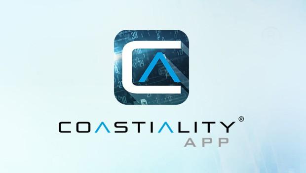 """""""Coastiality""""-App Logo"""