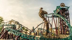 """Busch Gardens Tampa eröffnet """"Cobra's Curse"""" offiziell am 17. Juni 2016"""