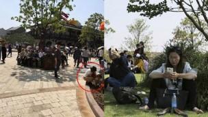 """Benimmregeln für Disneyland Shanghai: Stadtbeamte reagieren auf """"unzivilisiertes Verhalten"""" im Freizeitpark"""