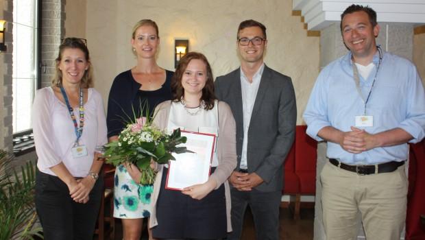 DKMS-Ukrunde für Jessica Haase aus dem Heide Park