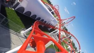 """Formula 1"" kommt 2016 nach EnergyLandia: Neuartige Vekoma-Katapultachterbahn eröffnet am 25. Juni"