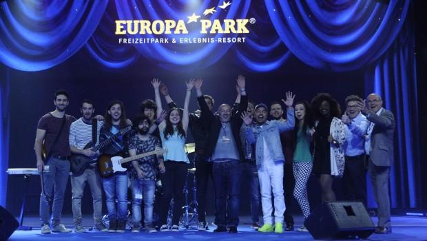 Euro-Musique-Festival 2016 Bühne
