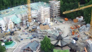 Europa-Park Irland - Baustelle im Juni 2016 - 3