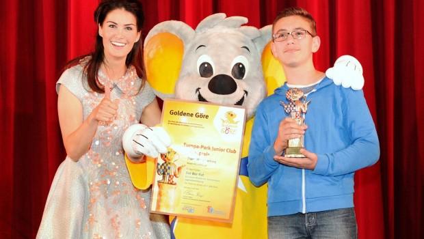 Goldene Göre 2016 - Europa-Park Sonderpreis