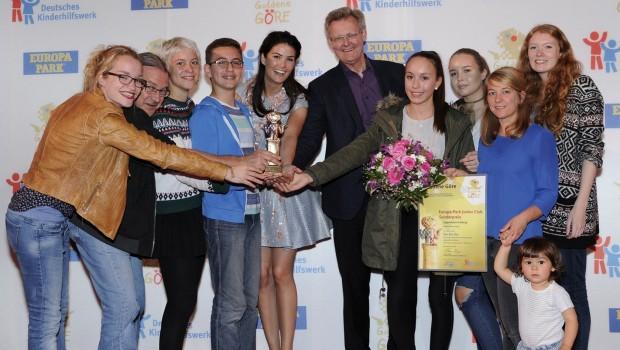 Goldene Göre 2016 Gewinner des Europa-Park-Sonderpreises