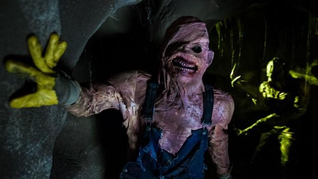 Horror Nights Monster