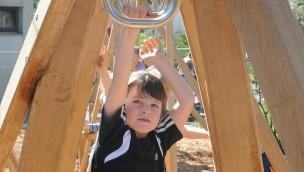 Eröffnung der Kinderturn-Welt im Zoo Karlsruhe wird mit großem Familienfest gefeiert