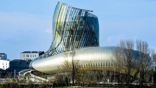 La Cité du Vin Gebäude