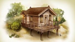 Loonsche Land Artwork Haus