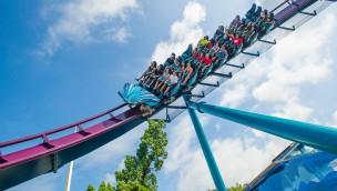 """Mako"" offiziell eröffnet: Neuer Hypercoaster in SeaWorld Orlando"