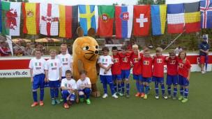 Rumänien gewinnt Mini-EM 2016 im Ravensburger Spieleland
