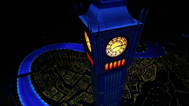 Peter Pan's Flight Big Ben