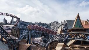 TARON in der Phantasialand-Themenwelt Klugheim