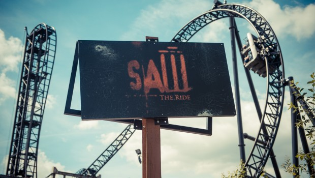 Saw - The Ride im Thorpe Park