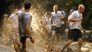 Survival Run im Serengeti-Park