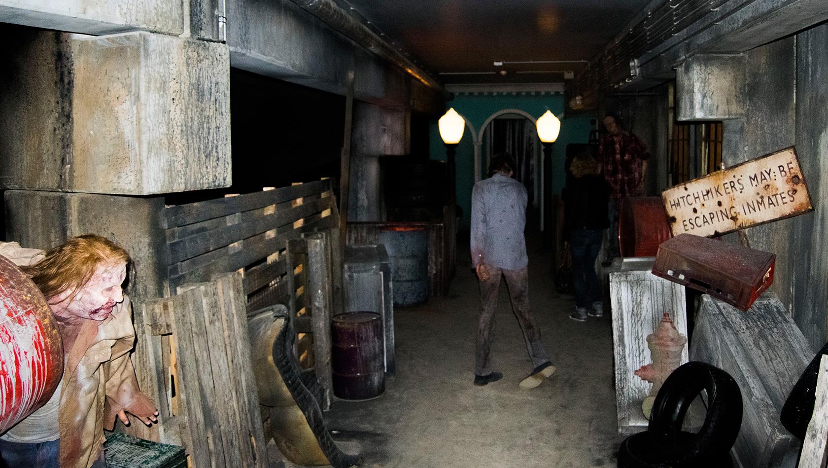 Walking Dead Movie Park