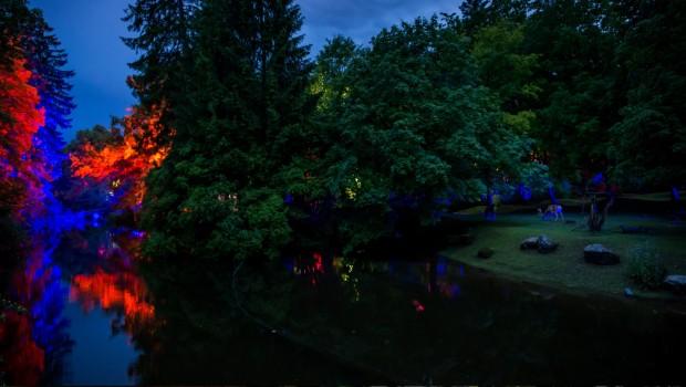 Tierpark Hellabrunn - Beleuchtung