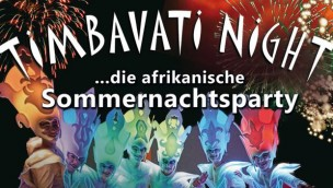 Timbavati Night 2016: Zoo Safaripark Stukenbrock feiert afrikanische Sommernachtsparty am 6. August