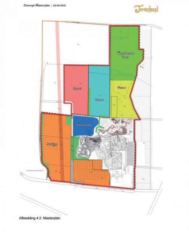 Toverland Erweiterung Flächennutzungsplan