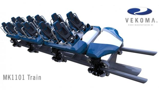 Vekoma MK1101 Train