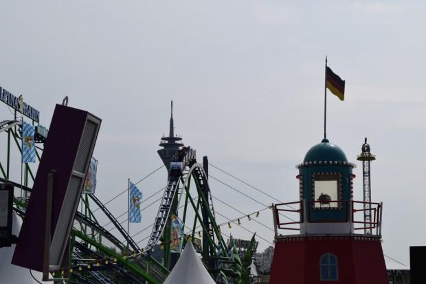 """""""Alpina Bahn"""" von Bruch in Düsseldorf"""